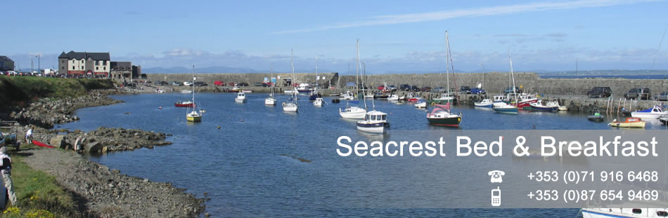 Seacrest Guesthouse Mullaghmore
